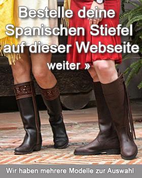 Spanische Stiefel Shop